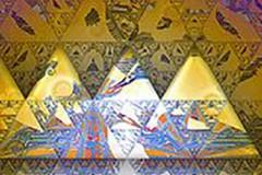 Casselman-Pyramids