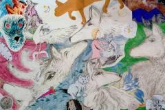 Animal Soul Collage