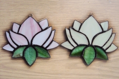 Lotus Flower x 2